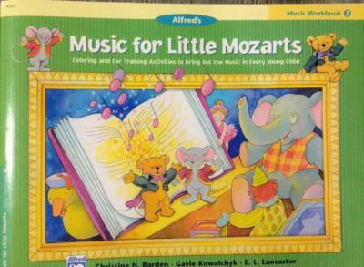 Music for Little Mozarts 1