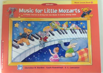 Music for Little Mozarts 2
