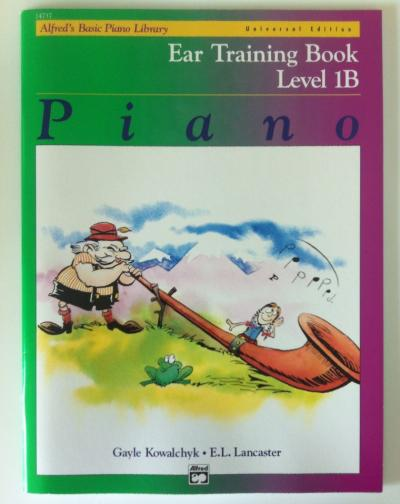 Ear Training Book Level 1B